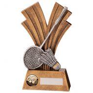 Xplode Badminton Trophy Award 180mm : New 2020