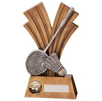 Xplode Badminton Trophy Award 180mm : New 2020