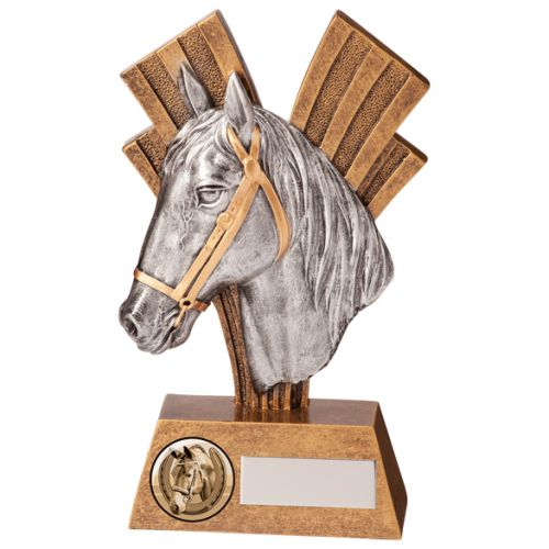 Xplode Equestrian Trophy Award 150mm : New 2020