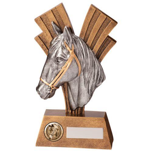 Xplode Equestrian Trophy Award 180mm : New 2020
