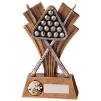 Xplode Snooker Trophy Award 150mm : New 2020