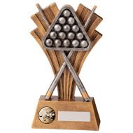 Xplode Snooker Trophy Award 180mm : New 2020