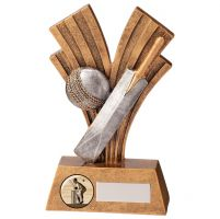 Xplode Cricket Trophy Award 150mm : New 2020