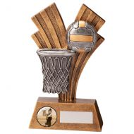 Xplode Netball Trophy Award 150mm : New 2020