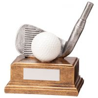 Belfry Golf Iron Trophy Award 120mm : New 2020