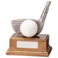 Belfry Golf Driver Trophy Award 120mm : New 2020