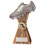 Control Football Boot Trophy Award 180mm : New 2020
