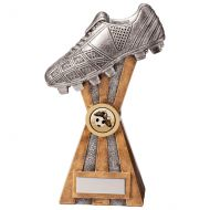 Control Football Boot Trophy Award 200mm : New 2020