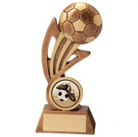 Excel Football Trophy Award 120mm : New 2020