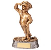 Camelot Golf Humerous Trophy Award 160mm : New 2020