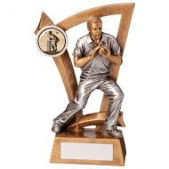 Predator Cricket Fielder Trophy Award 150mm : New 2020