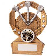 Enigma Darts Trophy Award 120mm : New 2020