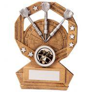 Enigma Darts Trophy Award 140mm : New 2020