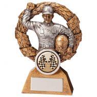 Monaco Wreath Motorsport Trophy Award 110mm : New 2020