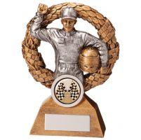 Monaco Wreath Motorsport Trophy Award 130mm : New 2020