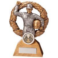 Monaco Wreath Motorsport Trophy Award 150mm : New 2020