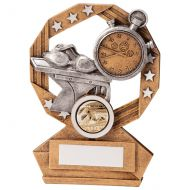 Enigma Swimming Trophy Award 140mm : New 2020