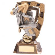Euphoria Swimming Female Trophy Award 150mm : New 2020