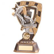 Euphoria Swimming Male Trophy Award 180mm : New 2020
