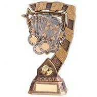 Euphoria Poker Trophy Award 210mm : New 2020