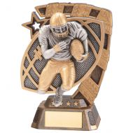 Euphoria American Football Trophy Award 130mm : New 2020