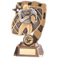 Euphoria American Football Trophy Award 150mm : New 2020