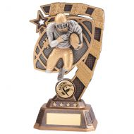 Euphoria American Football Trophy Award 180mm : New 2020