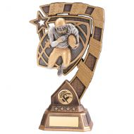 Euphoria American Football Trophy Award 210mm : New 2020