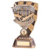 Euphoria Gymnastics Trophy Award 180mm : New 2020