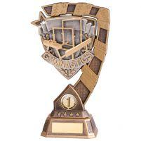 Euphoria Gymnastics Trophy Award 210mm : New 2020