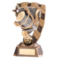 Euphoria Fishing Reel Trophy Award 150mm : New 2020
