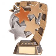 Euphoria Achievement Stars Trophy Award 130mm : New 2020