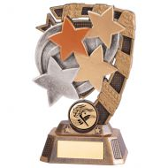 Euphoria Achievement Stars Trophy Award 150mm : New 2020