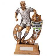 Galaxy Football Winner Trophy Award 285mm : New 2020
