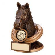 The Endurance Horse Head Trophy Award 125mm