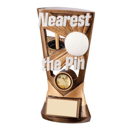 Velocity Golf Nearest The Pin Trophy Award 180mm