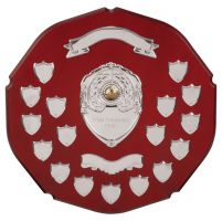 English Rose Annual Shield 365mm : New 2020