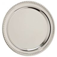 Sterling Silver Salver 260mm