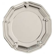 The English Rose Silver Salver 250mm