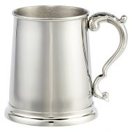Augustine Polished Steel 1pt Tankard 115mm : New 2019