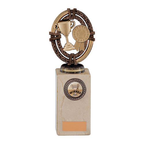 Maverick Legend Block Achievement Bronze 200mm