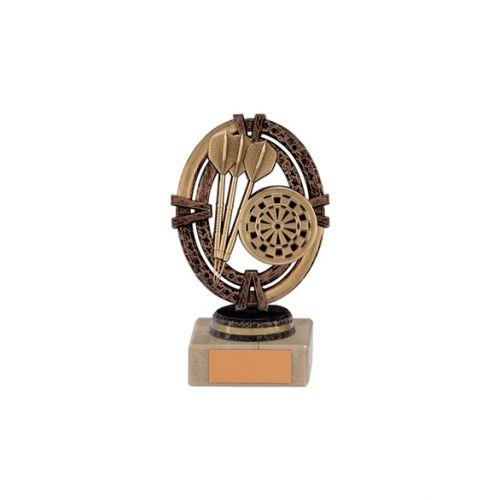Maverick Legend Block Darts Bronze 125mm