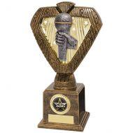 Hero Legend Music Microphone Award 215mm