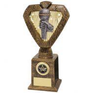 Hero Legend Music Microphone Award 235mm
