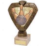 Hero Legend Ten Pin Bowling Award 180mm