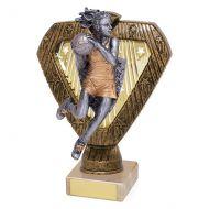 Hero Legend Netball Trophy Award 165mm : New 2019