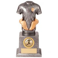 Valiant Legend Football Shirt Trophy Award 170mm : New 2020