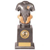 Valiant Legend Football Shirt Trophy Award 190mm : New 2020