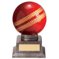 Valiant Legend Cricket Trophy Award 130mm : New 2020