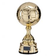 Maxima Gold Football Trophy Award 420mm